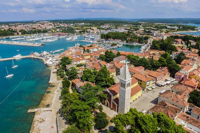 Commercial Property, 21 m2, For Sale, Novigrad